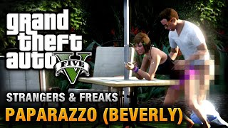GTA 5 Paparazzo / Beverly [100% Gold Medal Walkthrough