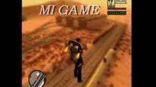 GTA San Andreas Hidden Secret UnderWorld Cheat