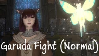 FFXIV: ARR - Learning to fight Garuda (Normal - Healer)