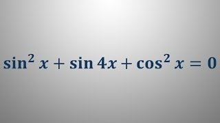 Trigonometrične enačbe 9