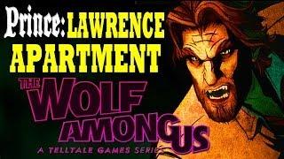 THE WOLF AMONG US: SAVE PRINCE LAWRENCE Episode 1 FAITH