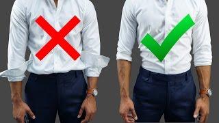 10 Ways Men Are Dressing Wrong