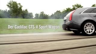 Cadillac in Europa videos