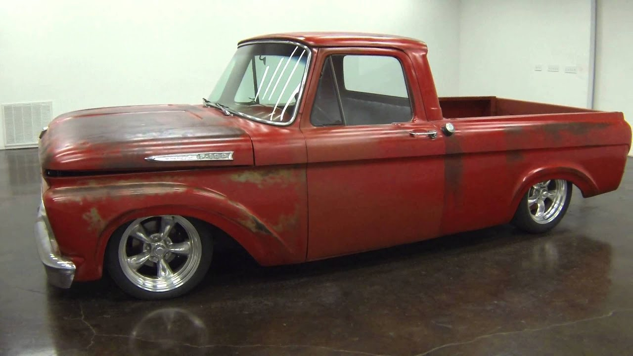 Parts For 1962 F100 Short Bed Image Information 1955 Ford Youtube B