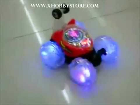 9028c Invincible Tornado Twister Stunt Remote Control Car From xHobbyStore.com