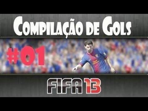 Minha primeira compilaçao de gols :D