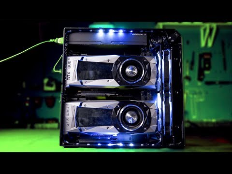 SMALLEST SLI GAMING RIG – ONE OF A KIND!