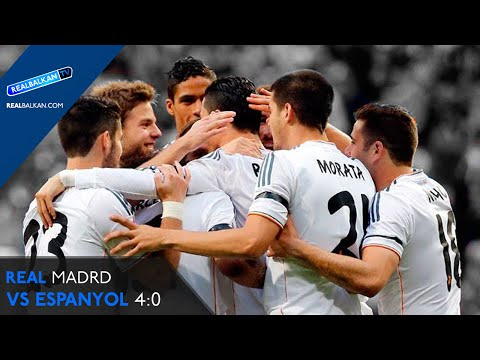Real Madrid vs Osasuna 4:0 (26/04/2014)