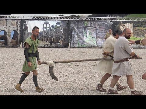 Natale di Roma, il gruppo storico romano rievoca la nascita della capitale