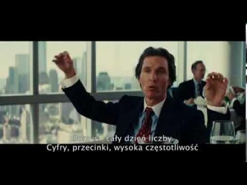 Fragment filmu - Wilk z Wall Street w kinach od 3 stycznia 2014!