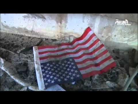مقتل سفير أمريكا اختناقاً في هجوم القنصلية بليبيا