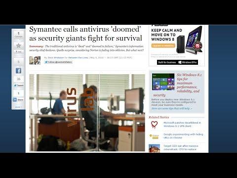 Koniec programów anty-wirusowych jakie znamy! (DEKOMPRESOR 2014/05/05)