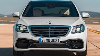 Mercedes S63 AMG (2018) The performance luxury sedan [YOUCAR]. YouCar Car Reviews.