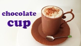 Cómo hacer una taza de chocolate