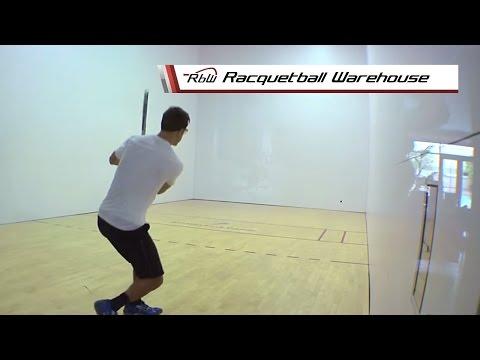 Racquetball Drill -