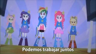Helping Twilight Win The Crown (Sub Español)