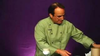Sugar Glass Video Part 1: How To Make Sugar Martini