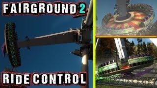FAIRGROUND 2 Ride Control HD