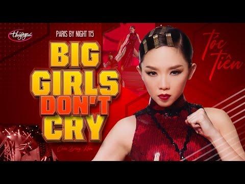 Big Girls Don't Cry - Tóc Tiên in Paris By Night 115 Asian Beauty - Nét Đẹp Á Đông