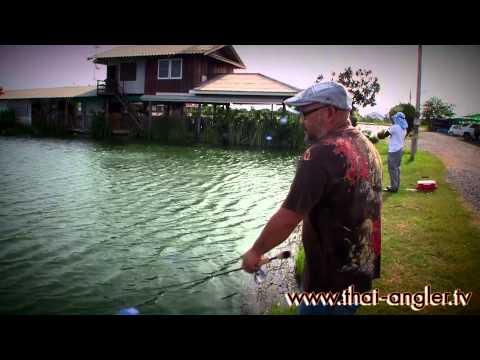 Angler Tackle : ทดสอบคัน Rod Ford ซีรี่ยส์ Battlax