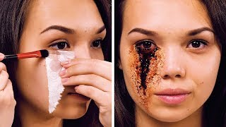 19 TV AND MOVIE MAKEUP FOR YOUR SFX LOOK