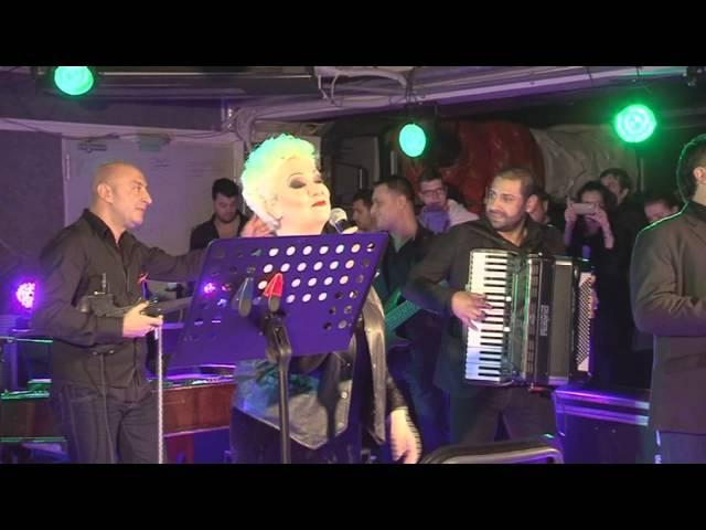 Monica Anghel & Mahala Rai Banda - Flori de mar | LIVE in Garajul Europa FM
