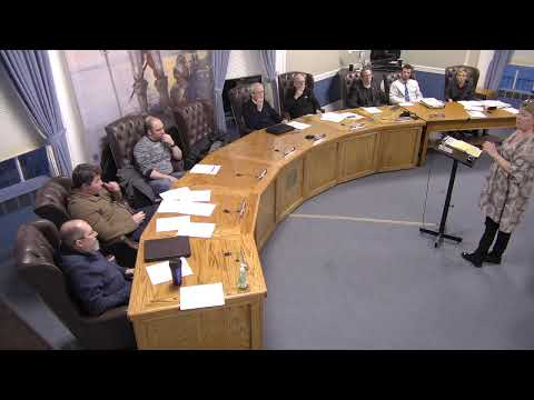 City of Plattsburgh, NY Meeting  3-5-20