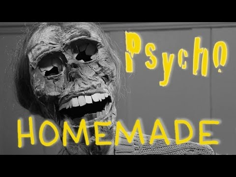 "Psycho - ""The Truth About Mother"" - Homemade"
