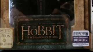 The Hobbit The Desolation Of Smaug 3D (2013) Blu-ray