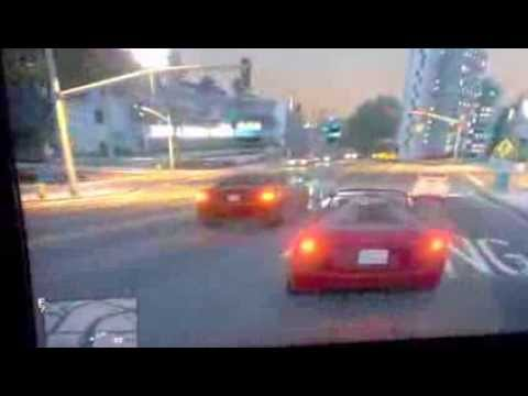 GTA V - Weazel News (Asteroid Coming!!) - Grand Theft Auto 5 Natural Disaster/Weather