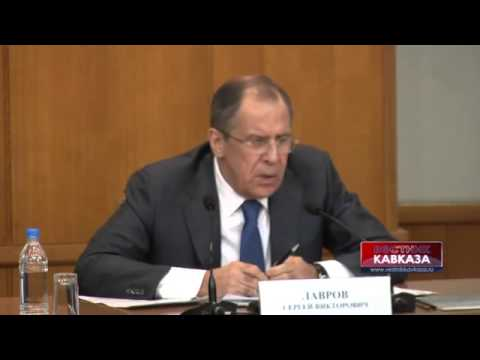 "Sergey Lavrov: ""External interference stirs up the situation in Ukraine"""