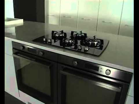 Cocina Modelo Mare Bianco Family Kitchen Johnson