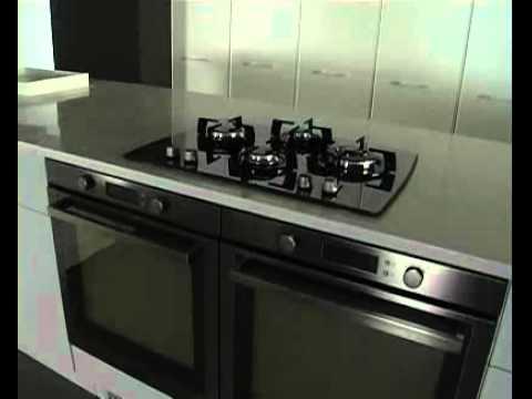 Cocina modelo mare bianco family kitchen johnson for Muebles de cocina johnson argentina