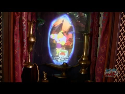 Sorcerers of the Magic Kingdom - Full Adventureland quest with Emperor's New Groove at Disney World