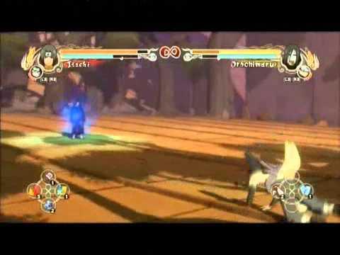 NUNS Itachi vs. Kabuto, Orochimaru & CS2 Sasuke