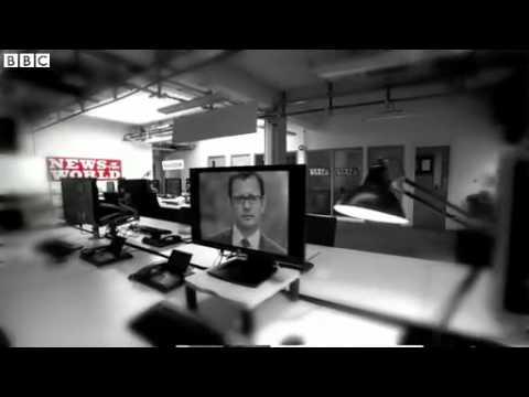 Phone hacking-trial - Jury Shown 'David Blunkett Notes  07.11.2013