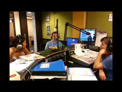Isabelle Daza on The Morning Rush - Part 1