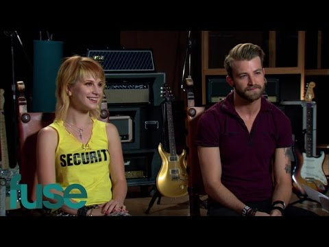 Paramore on losing Jeremy Davis, playing with an ex boyfriend, Interview