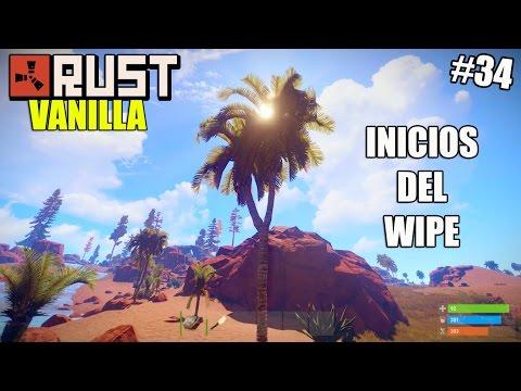 Rust Vanilla | INICIO DEL WIPE AGRESIVO - Gameplay español #34