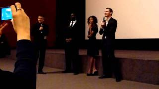 Michael Fassbender, Steve McQueen & Nicole Beharie Shame