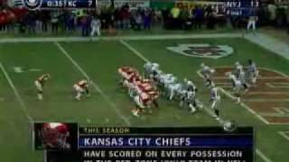 Priest Holmes Highlights 2003 Record Breaking Season