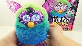 Ферби Кристалл - обзор игрушки Furby Boom Crystal Series