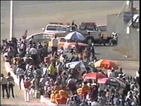 1986 NASCAR Winston Cup Atlanta Journal 500 @ Atlanta Motor Speedway (Full Race)