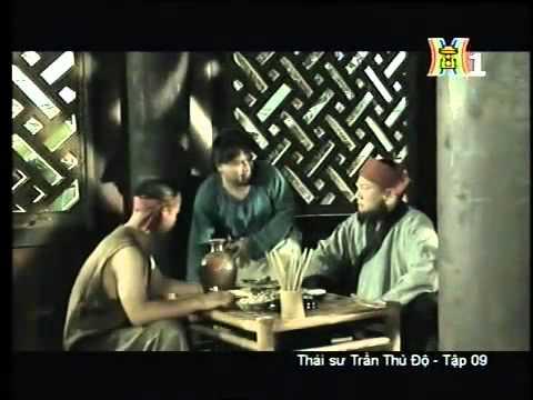 Phim truyện Thái sư Trần Thủ Độ Phim VN   tập 9