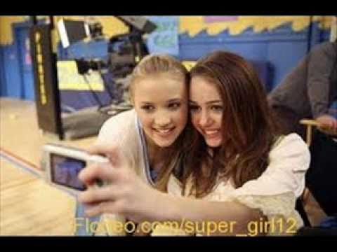 Miley Cyrus e Emily Osment - True Friend