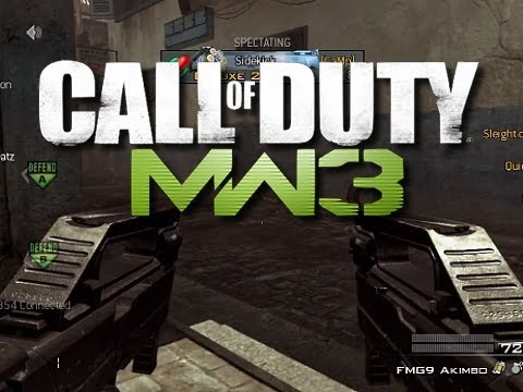 MW3 Camper Commentary #5  - KYR SP33DY and Deluxe 4 (Funny MW3 Gameplay Moments)