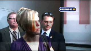 chanel-: Kate Gosselin Goes To CNN In Hollywood