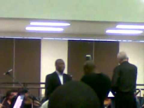 Sbani Mwelase singing bella sicomme