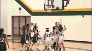 Rustlers Basketball Action