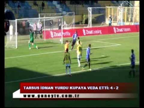 Tarsus Idman Yurdu 2-4 Kayseri Erciyespor
